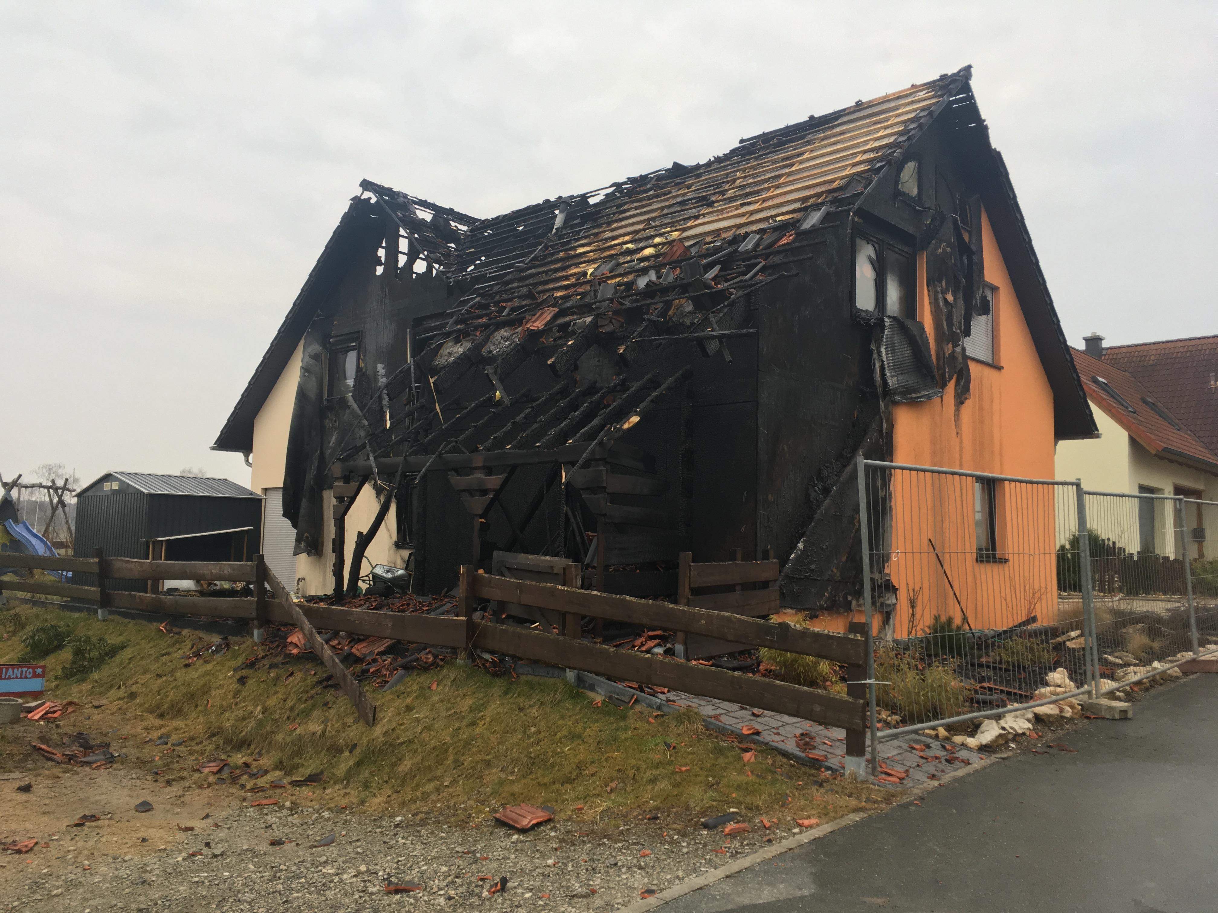 Brand vom 25.03.2018  |  (C) Feuerwehr Steppach (2018)