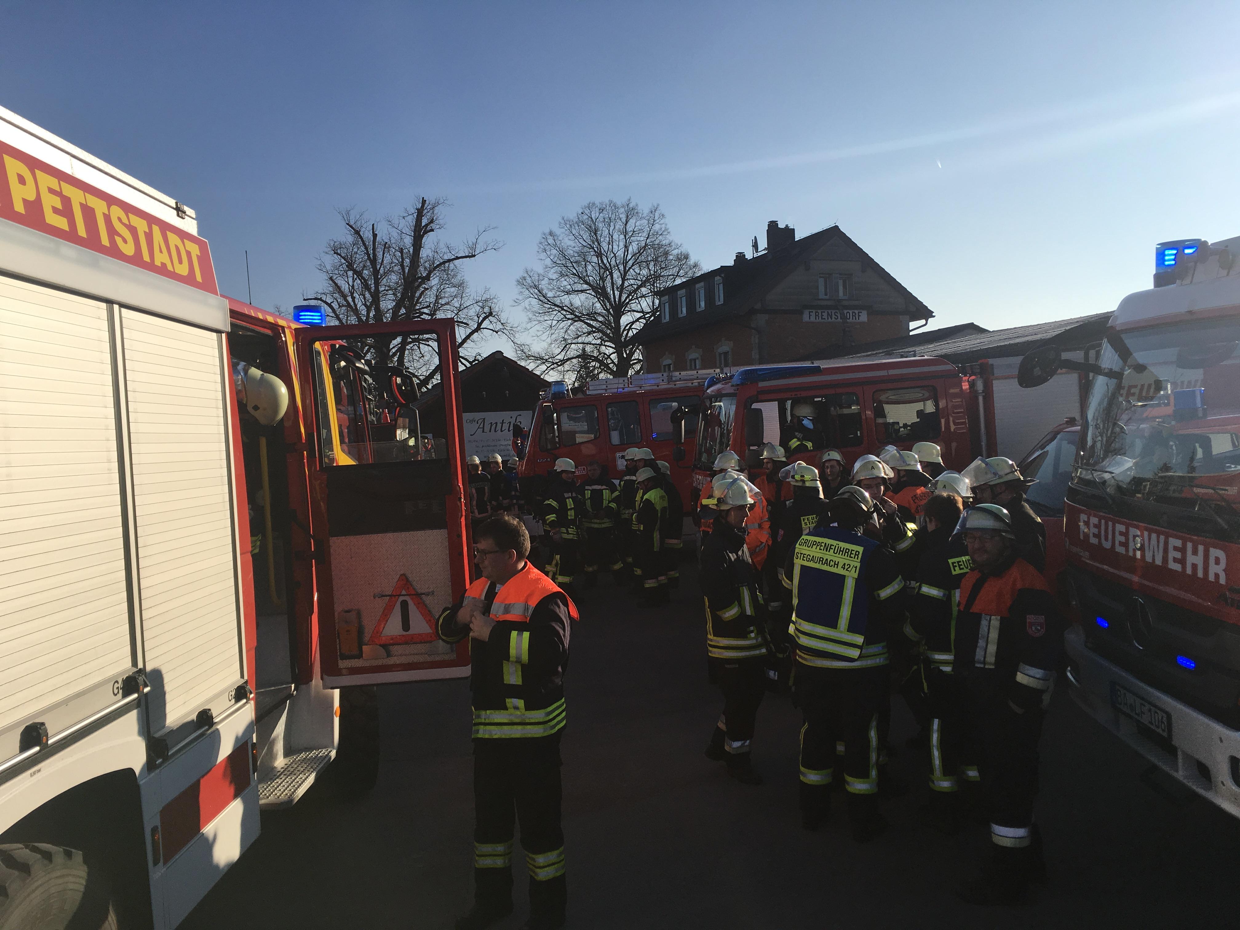 Brand vom 24.02.2018  |  (C) Feuerwehr Steppach (2018)